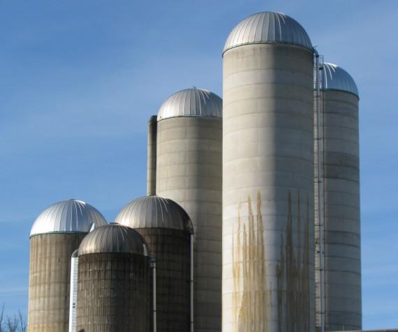 middle school silos