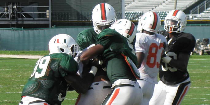 Leadership Lessons From Miami Football