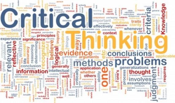 Next Generation Critical Thinking