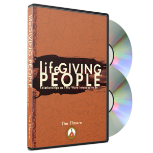 LifeGIVING People: Relationships as They Were Intended to Be [CD SET]