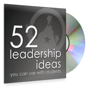 52 Leadership Ideas You Can Use With Students – Values-based [PDF DOWNLOAD]