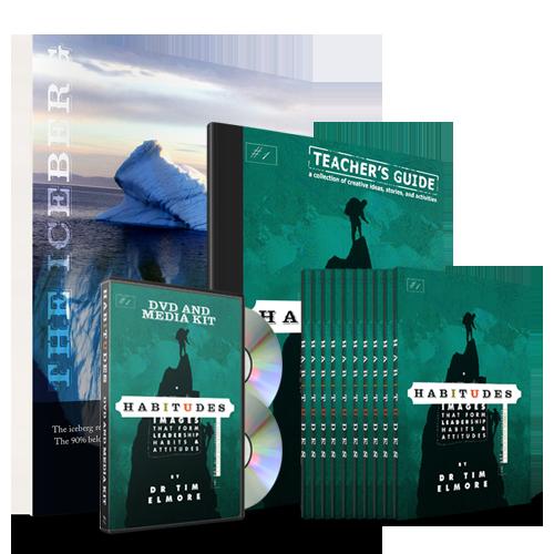 Habitudes® Book #1 The Art of Self Leadership Leader's Kit [Values-Based]