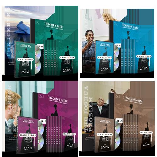 Complete Habitudes® Leader Kit [Values Based]
