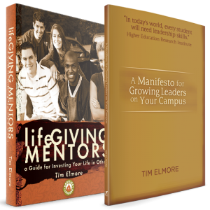 lifeGIVING Mentors & A Manifesto to Growing Leaders on Your Campus Package